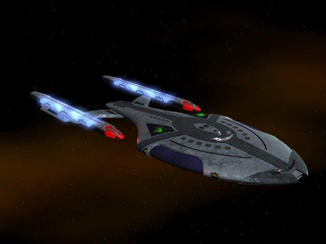 star trek future starship -#main