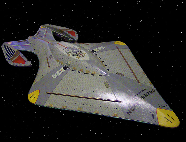 star trek future starship -#main