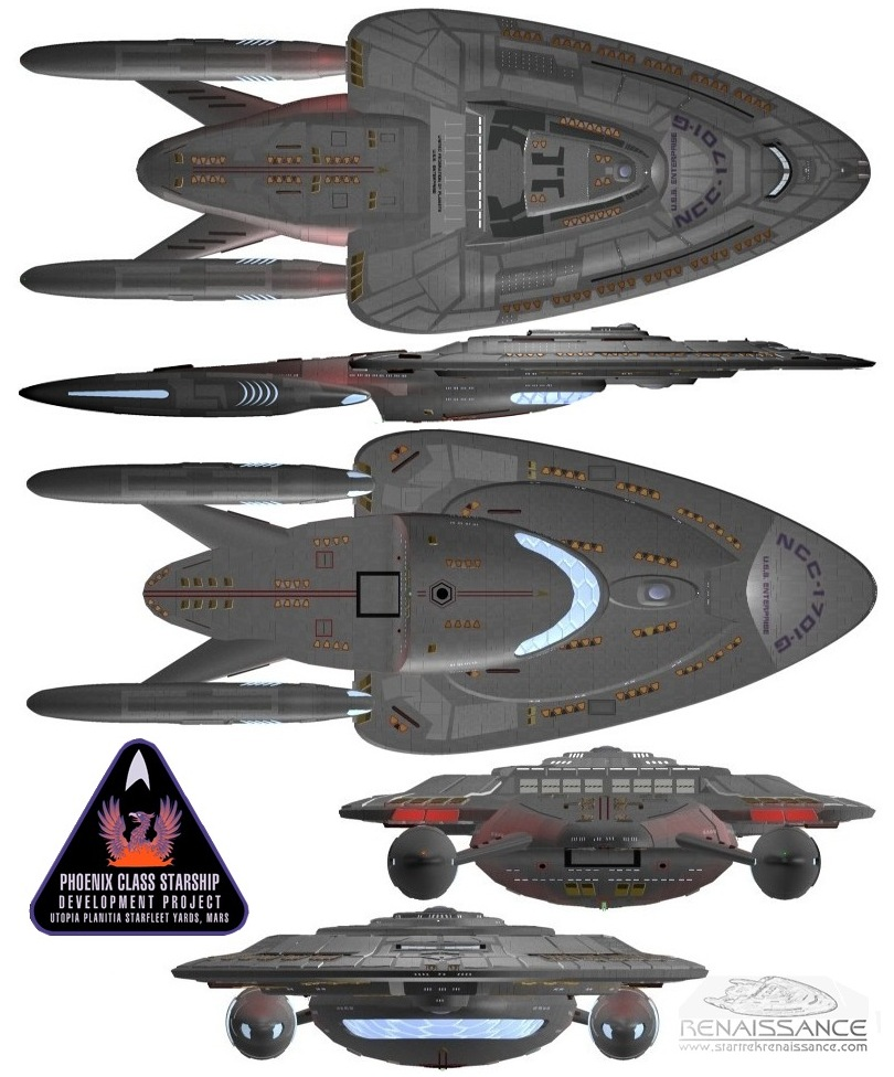 Journal of Applied Treknology - Future Starships & Design ...